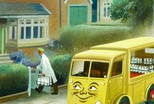 The Milkman / You may not see so many around these days but milkmen still deliver the majority of Dairy Diaries we sell!