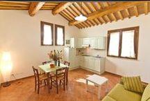 Interiors / I nostro appartamenti