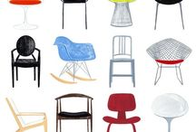 Chairs/stoler