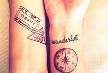 Tatoo que j'aime / Inspiration tattoos