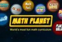 Math Planet / World's most fun math curriculum