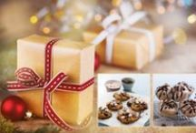 Foodie Christmas gifts & gift wrap