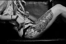 Tattoo / Tatuaże trwałe , z henny. All
