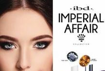 Imperial Affair - Fall 2016 Collection / ibd introduces Imperial Affair, a strong yet feminine collection of regal shades. Rich hues in sophisticated jewel tones transcend time to transform you to a majestic state of mind.  #ibd #ibdbeauty #ibdadvancedwear #justgelpolish Imperial Affair features 8 new luxe shades in our Just Gel Polish formula and in our NEW Advanced Wear Pro Lacquer formula.