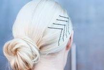 hair | buns