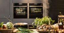 Hornos, tus aliados en la cocina / Los hornos son más que los grandes aliados en la cocina, son los electrodomésticos que ayudan a que tus platos estén perfectamente cocinados. Y si ya tienen un montón de prestaciones y funciones que facilitan la cocción y un diseño espectacular.. ¿para qué quieres más?