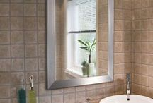 Bathroom Mirrors / Our Bathroom Mirrors at Illuminada.com are manufactured in the USA with utmost attention to detail and quality! FREE SHIPPING on every order!