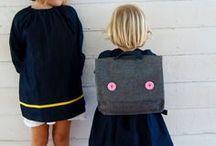 Gris souris / La mode enfant en age d'aller à l'école maternelle...   Mademoiselle Clème et de Mon Petit Cartable vous proposent une petite gamme de gris souris !! www.mademoisellecleme.com www.cartable-enfant.com
