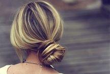H a i r   S t y l i n g / Hairstyles