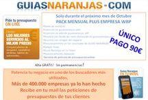 Ofertas guiasnaranjas.com / son las ofertas de los modelos de la web