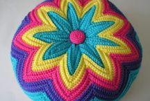 Crocheting / by Andrea Zappa