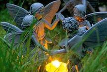 Garden / #Garden Decor, #English Garden, #Cottage garden, #Flowers, #Dream Garden, #Romantic Garden, #Beautiful..
