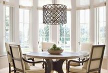 Inspired Dining Spaces