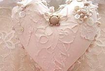 Hearts / #hearts#sewing