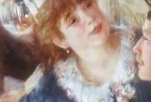 Impressionisme / Het impressionisme is een kunststroming, ontstaan vanuit de schilderkunst. De beweging had haar bakermat in Frankrijk, in de tweede helft van de negentiende eeuw.  Tot de bekendste vertegenwoordigers behoorden kunstschilders als Claude Monet, Pierre-Auguste Renoir, Edgar Degas en Paul Cézanne. De impressionisten exposeerden hun werk tussen 1874 en 1886 op acht door henzelf georganiseerde tentoonstellingen in Parijs.