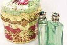 Trinket Boxes & Perfume Bottles, miniatuurtjes