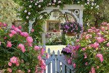 Gardens & Gates / by Rhonda Stults, Realtor