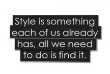 Dressing is a Way of Life