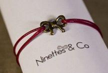Bracelets Ninettes & Co
