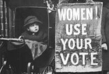 Female voices / Women's words
