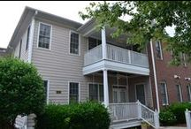604 #208 Copperline, Chapel Hill, NC / One Level Living with an elevator in Southern Village Condo. ~ Close to Market Street Restaurants, Theater, Gym, Grocery, Bus Stop, Farmer's Market ~ Granite Countertops ~ Porch Overlooks Park ~ Covered Parking & Storage Area ~ Only 2 miles to UNC & Downtown Chapel Hill, Convenient to Duke, RTP ~ Bike Paths ~  Pool/Tennis Club Membership Available. See more at: www.southernvillage.net / by Rhonda Stults, Realtor