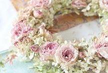 wreath / #wreath#flowers#wedding