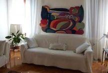 Arazzi - Wall Tapestry - Arras - Tapisseries - Tapisserie murale / Arazzi, componenti di arredamento