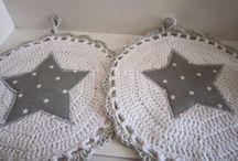 Crochet / #crochet#diy#home