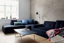 LIVING ROOM / Inspirational homes and ideas