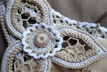 Crochet Irish / #Crochet#Irish