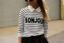 Clothes we love / Style, trends, clothing