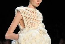 Knit wear / Gorgeous knitted garments