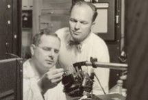 Warren P Waters / Warren Palmer Waters authored and co-authored several early patents for devices and processes that contributed to the advancement of the integrated circuit.  He was a pioneer in the field of solid state engineering.