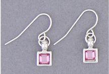 French hook earrings