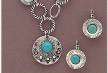ANTIQUED STYLES / Antique styles in silver gold or copper