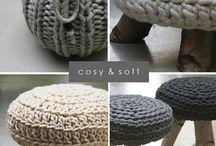 Crochet Home / #Crochet#Home#decor#amigurumi