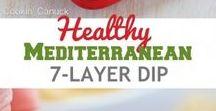 Food-Healthy Veggie Snack