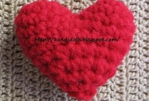Crochet encyclopedia / Patterns, edgings, borders, afgans, eboks, tutorials etc
