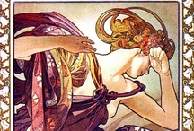 Magnificent Mucha / by LilacLouie