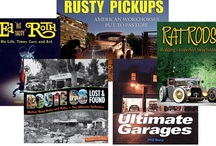 Books / Every hot rod has a story. Find some of the best ones in our selection of books.  Awesome auto builds, sweet barn finds, legends and Route 66 are just a few of the gearhead topics you can read about.  / by Genuine Hotrod