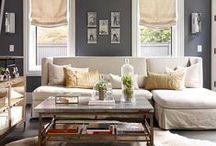 Interiors / by Elizabeth