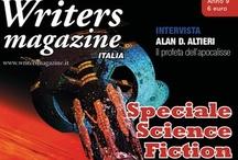 Copertine delle riviste con miei racconti (cartacee) / Tutte le copertine delle riviste che hanno pubblicato i miei racconti - versione su carta