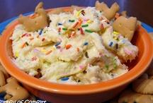 Dips/Yogurt/Pudding/Misc Desserts / by Mandy Mapes
