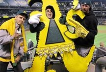Outrageous Fans / These fans sure do love their favorite teams!