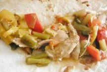 Recipes: Mexican Food
