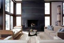 Apartment Masculine / Apartment living with masculine overtones