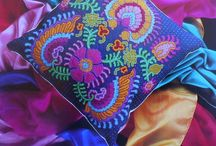 Embroidery by hand, by golly!! / by Nancy Orend