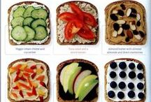 Fuel For The Body / Find some healthy kitchen creations to fuel your body with the right foods.