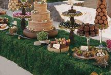 Amida Dulces y tartas en tu boda / Riquísimos postres y tartas para bodas