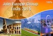 Jain Group Tours / Europe Group Tours offers Group Tours and Holiday Packages for Jainies like Europe, Canada, USA, Paris, Switzerland, Fareast, India with amazing discounted rate.
